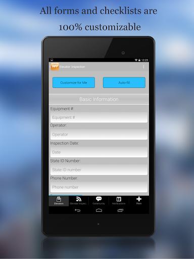 【免費商業App】Inspect & Maintain Elevators-APP點子