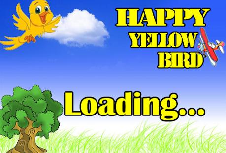 Happy Yellow Bird - screenshot thumbnail