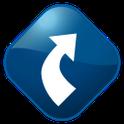 TeleNav GPS Navigator (Tablet) icon