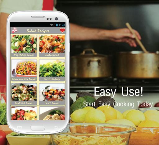 1000+Salad Recipes FREE APP