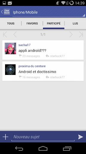 【免費健康App】Club Doctissimo-APP點子