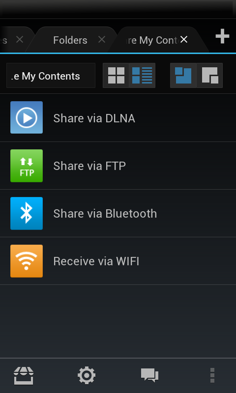 File Expert HD - screenshot