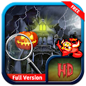 Hidden Object Haunted Cemetery icon