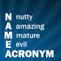Name Acronym icon