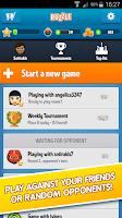 Screenshot of Ruzzle