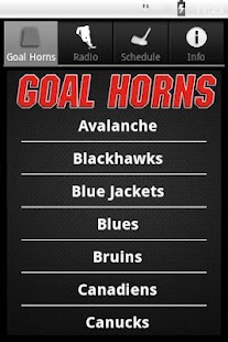 Hockey Goal Horns - screenshot thumbnail