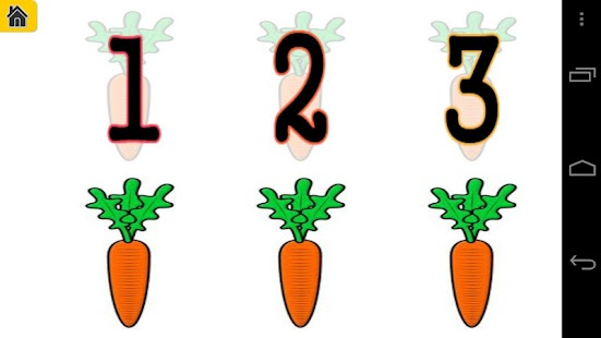 Afrikaans Toddler Counting - screenshot thumbnail