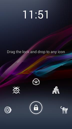 GorillaProtect LockScreen