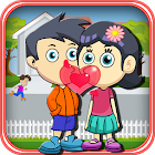 Fun Game-Jack and Jenny 3 icon