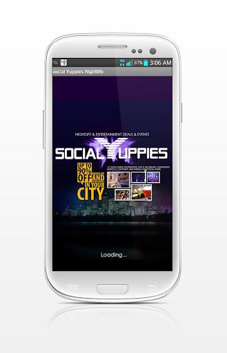 Social Yuppies Nightlife 1.2