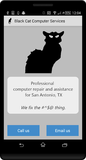 Black Cat Computer Services