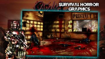 Screenshot of Zombie Desperation Classic