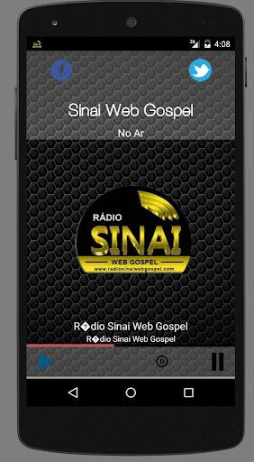 Radio Sinai Web Gospel 2.0