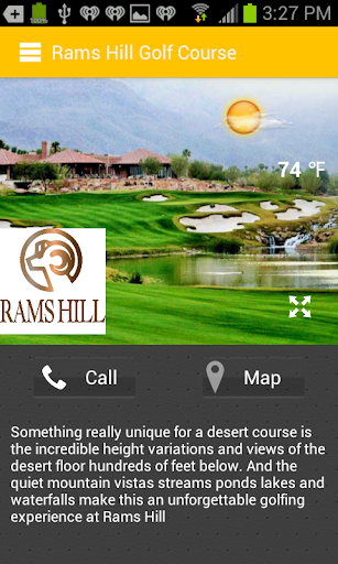 Rams Hill Golf Course