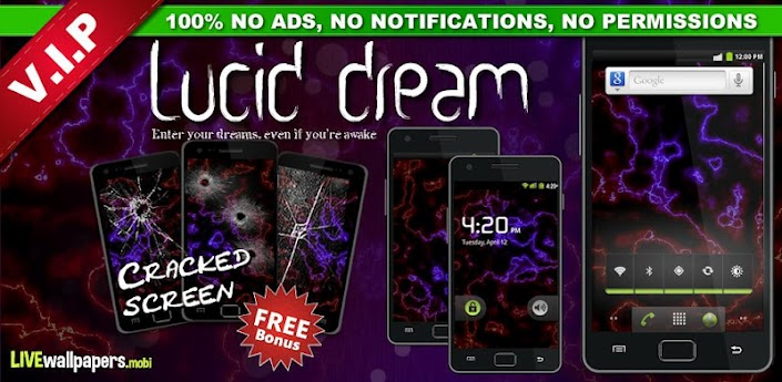 Lucid dream live wallpaper apk