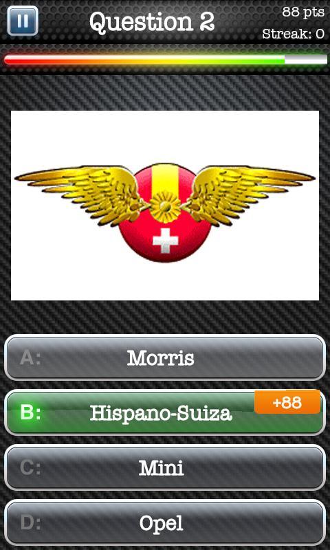 Juego de Coches: Logo & Imagen - screenshot