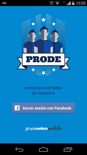 Prode by CentroGol