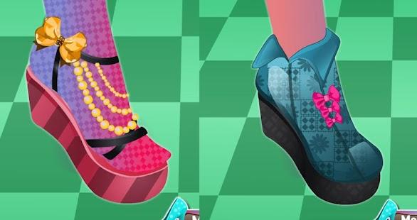 免費家庭片App 鞋設計師 - 時尚遊戲 阿達玩APP