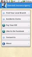 Screenshot of Otterstedt Insurance Agency