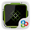 G.White GO Launcher Theme icon