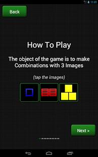 Combinations- screenshot thumbnail