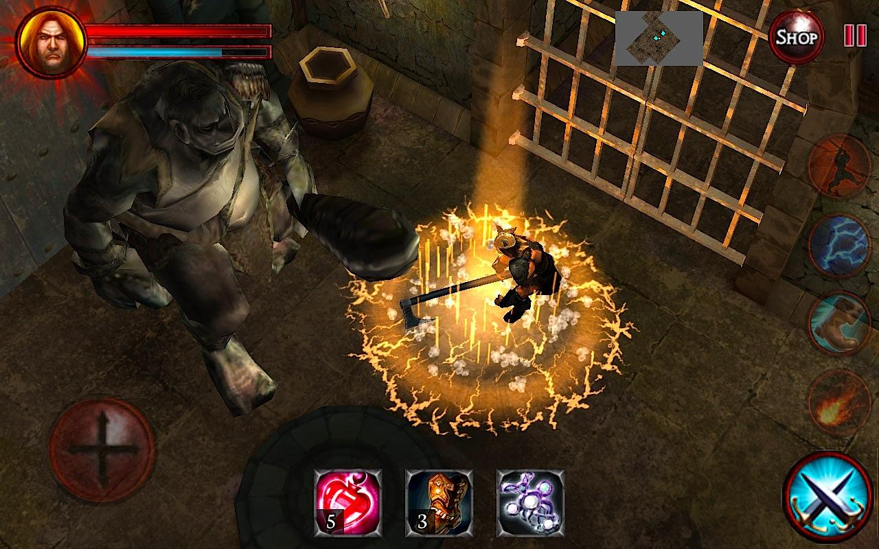 Demons Amp Dungeons Action Rpg Android Apps On Google Play