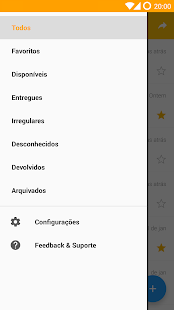 Carteiro - Rastreio Correios- screenshot thumbnail