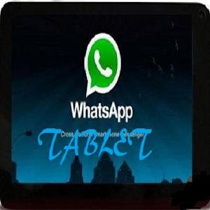 Instala whatsapp tablet
