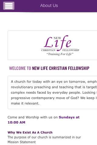 NLCF Church Chicago Heights