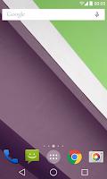 Screenshot of Lime Lollipop - CM11 Theme