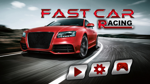 Fast Car Driving Knockout Race