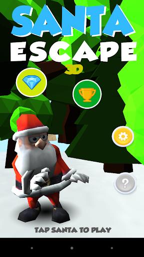 Santa Escape 3D