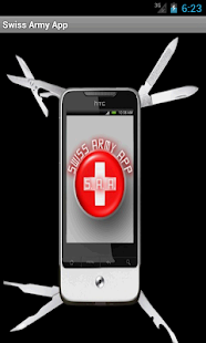 Swiss Army App- screenshot thumbnail