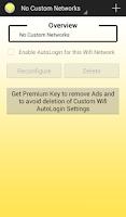 Screenshot of Wifi AutoLogin