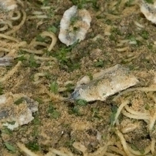 Pasta With Sardines And Fennel Sauce