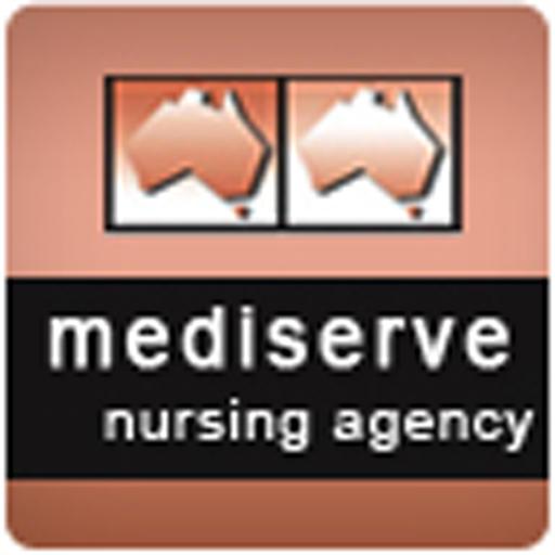 Mediserve Nursing Agency 醫療 App LOGO-APP開箱王
