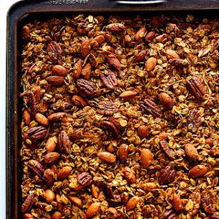 Chai-Spiced Granola