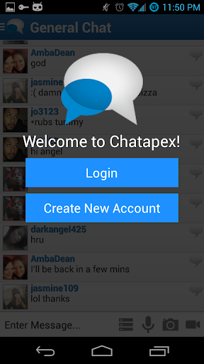 Chatapex - Beta