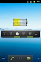 Screenshot of Battery Saver +