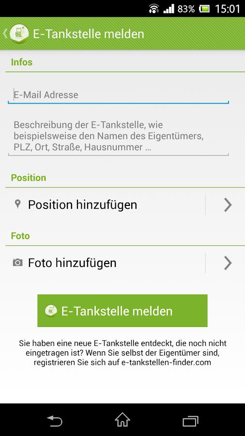 e tankstellen android apps on google play
