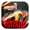 Asphalt 7 Heat Fan App icon