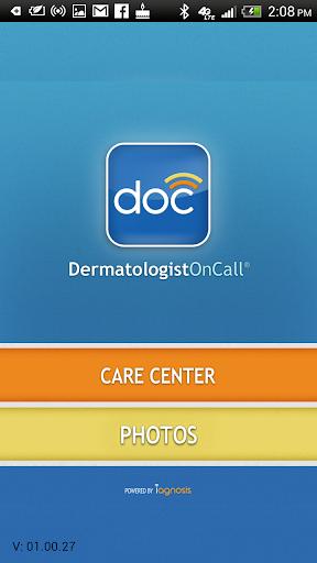 DermatologistOnCall