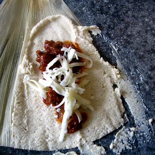 Easy, Homemade Tamales