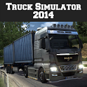 Truck Simulator 2014 icon