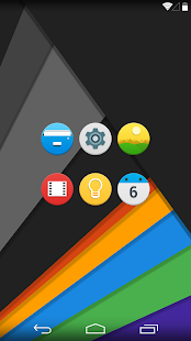Audax - Icon Pack - screenshot