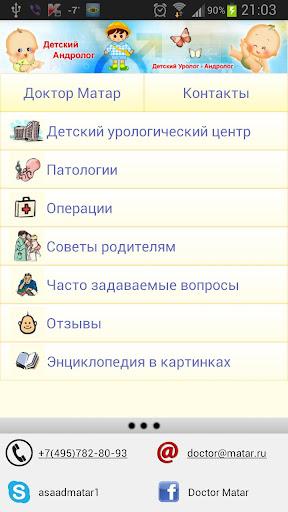 Детская андрология