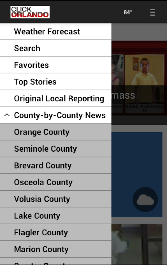 ClickOrlando - WKMG Local 6 - screenshot