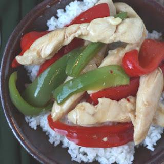 Orange Chicken Stir Fry Recipe