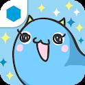 ゆるふわ育成ゲームMEGU by GREE(グリー) logo