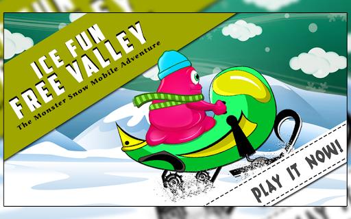 Ice Fun Free Valley : Snow +